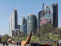 Haus Tangente von Daniel Libeskind in Gangnam, Seoul, Südkorea, Asien<br /> House Tangente by Daniel Libeskind in Gangnam, Seoul, South Korea, Asia