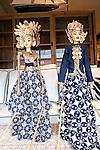 Indonesian Puppets, Jalan Jalan, Design District, Miami, Florida