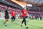 Atletico de Madrid's Jan Oblak for the first time at Wanda Metropolitano during La Liga match between Atletico de Madrid and Malaga CF at Wanda Metropolitano in Madrid, Spain September 16, 2017. (ALTERPHOTOS/Borja B.Hojas)