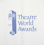 The 74th Annual Theatre World Awards at Circle in the Square on June 4, 2018 in New York City.