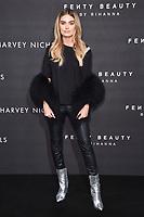 Chloe Lloyd<br /> arriving for the Fenty Beauty by Rihanna launch party at Harvey Nichols, London<br /> <br /> <br /> ©Ash Knotek  D3310  19/09/2017