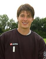 KV Kortrijk eerste training..Glenn Verbauwhede..fotos DAVID CATRY/VDB