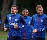 300819 Rangers training