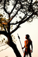 Visitors to Roanoke Island NC can experience the production of the Lost Colony - America's longest running outdoor drama and one of the country's most intriguing unsolved mysteries. The outdoor play is about the first English settlement in the New World in 1587, the members of which mysteriously disappeared. Today, the story is performed on summer nights at the Waterside Theater. The Lost Colony production was written by North Carolina playwright Paul Green and is produced by the Roanoke Island Historical Association. The Lost Colony production is considered by many to be the grandfather of all outdoor dramas.