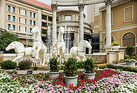 Caesars casino, Atlantic City, Jew Jersey, USA.