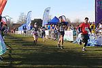 2019-02-17 Hampton Court Half 129 AB finish rem