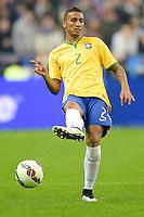 Danilo (Brasile) <br /> Parigi 26-03-2015 Stade De France Calcio Football 2014/2015 Amichevole Francia Brasile <br /> Foto Panoramic / Insidefoto
