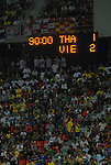 Thailand vs Vietnam during the AFF Suzuki Cup 2008 Final - 1st leg match between at Rajamangala Stadium on 24 December 2008, in Bangkok, Thailand. Photo by Stringer / Lagardere Sports