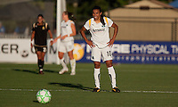 Marta. FC Gold Pride tied the Los Angeles Sol 0-0 at Buck Shaw Stadium in Santa Clara, California on July 23, 2009.