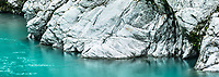 Hokitika River, Westland, West Coast, South Island, New Zealand, NZ