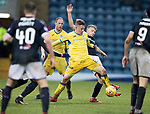 Dundee v St Johnstone…10.03.18…  Dens Park    SPFL<br />Kyle McClean and Mark O'Hara<br />Picture by Graeme Hart. <br />Copyright Perthshire Picture Agency<br />Tel: 01738 623350  Mobile: 07990 594431