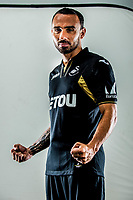 Monday 09 October 2017<br /> Pictured: Leon Britton<br /> Re: Limited Edition 2016/2017 season Black Kit