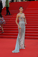 """CANNES, FRANCE - JULY 13: Isabeli Fontana at the """"Aline, The Voice Of Love"""" screening during the 74th annual Cannes Film Festival on July 13, 2021 in Cannes, France. <br /> CAP/GOL<br /> ©GOL/Capital Pictures"""