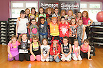 Mary Simpson Stage School Summer Camp