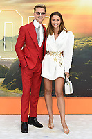 """LONDON, UK. July 30, 2019: Oliver Proudlock at the UK premiere for """"Once Upon A Time In Hollywood"""" in Leicester Square, London.<br /> Picture: Steve Vas/Featureflash"""