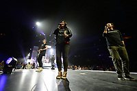 SUNRISE FL - NOVEMBER 10: Mark Hall of Casting Crowns performs at The BB&T Center on November 10, 2019 in Sunrise, Florida. Credit: mpi04 / MediaPunch