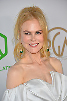 SANTA MONICA, USA. January 18, 2020: Nicole Kidman at the 2020 Producers Guild Awards at the Hollywood Palladium.<br /> Picture: Paul Smith/Featureflash