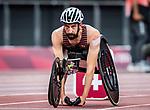 Brent Lakatos, Tokyo 2020 - Para Athletics // Para-athlétisme<br /> Brent Lakatos competes in the men's 400m T54 // Brent Lakatos participe au 400 m T53 hommes. 29/08/2021.