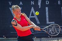 Rotterdam, Netherlands, August 22, 2017, Rotterdam Open, Suzan Lamens (NED)<br /> Photo: Tennisimages/Henk Koster