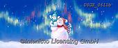 Dona Gelsinger, CHRISTMAS SANTA, SNOWMAN, WEIHNACHTSMÄNNER, SCHNEEMÄNNER, PAPÁ NOEL, MUÑECOS DE NIEVE, paintings+++++,USGE0611B,#x#