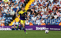 Sunday 01 September 2013<br /> Pictured: Ben Davies of Swansea<br /> Re: Barclay's Premier League, West Bromwich Albion v Swansea City FC at The Hawthorns, Birmingham, UK.