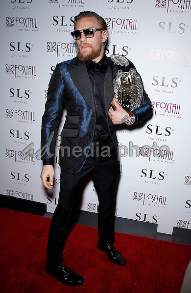 11 July 2015 - Las Vegas, Nevada - Conor McGregor.  Official UFC After-Fight Party hosted by Conor McGregor at Foxtail Nightlcub inside SLS Las Vegas.  Photo Credit: MJT/AdMedia