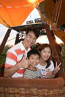 20111227 Hot Air Balloon Cairns 27 December