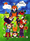 Hans, CUTE ANIMALS, paintings+++++,DTSC482,#AC# deutsch, illustrations, pinturas