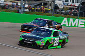 NASCAR XFINITY Series<br /> U.S. Cellular 250<br /> Iowa Speedway, Newton, IA USA<br /> Saturday 29 July 2017<br /> Dakoda Armstrong, WinField United Toyota Camry and Michael Annett, TMC Chevrolet Camaro<br /> World Copyright: Russell LaBounty<br /> LAT Images