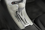 Gear shift detail view of a 2008 Chevrolet Malibu Sedan