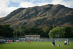 Coniston v Penrith, 20/09/2008. Westmorland League. Full time. Photo by Paul Thompson. Final score 0-0.