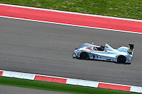 September 19, 2013: <br /> <br /> Ryan Dalziel / John Pew driving #5 PC ORECA FLM09 during International Sports Car Weekend test and setup day in Austin, TX.