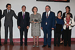Former Queen Sofia of Spain attends the 2014 Reina Sofia Music Compisition Award concert in Madrid, Spain. October 16, 2014. (ALTERPHOTOS/Victor Blanco)