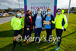 Members of staff of the Palliative Care Unit who cycled to Slea Head on Thursday last and raised  €510.50 and presented it to Comfort for Chemo at UHK on Saturday. <br /> L to r: Margo Barry, Mary Fitzgerald, Linda O'Connor, Deirdre Dorgan and Linda Woods.