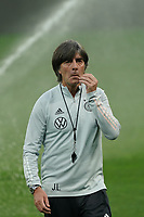 Bundestrainer Joachim Loew (Deutschland Germany) im Stadion in Kiew<br /> - 09.10.2020: Abschlusstraining Deutschland, Olympiastadion Kiew DISCLAIMER: DFB regulations prohibit any use of photographs as image sequences and/or quasi-video.