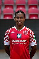 16th August 2020, Rheinland-Pfalz - Mainz, Germany: Official media day for FSC Mainz players and staff; Leandro Barreiro Martins FSV Mainz 05