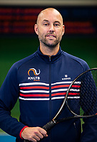 Almere,  Netherlands, 6 November 2018, NTC, Coach  KNLTB  Peter Wessels (NED)<br /> Photo: Tennisimages.com/Henk Koster