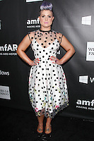 HOLLYWOOD, LOS ANGELES, CA, USA - OCTOBER 29: Kelly Osbourne arrives at the 2014 amfAR LA Inspiration Gala at Milk Studios on October 29, 2014 in Hollywood, Los Angeles, California, United States. (Photo by Celebrity Monitor)