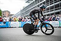 Jai Hindley (AUS/DSM)<br /> <br /> 104th Giro d'Italia 2021 (2.UWT)<br /> Stage 1 (ITT) from Turin to Turin (8.6 km)<br /> <br /> ©kramon