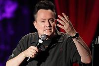 Le controversé humoriste Mike Ward,juillet 2013<br /> <br /> PHOTO : Agence Quebec Presse