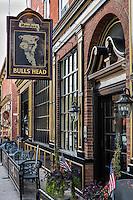 Bull's Head Tavern, Lititz, Pennsylvania, USA