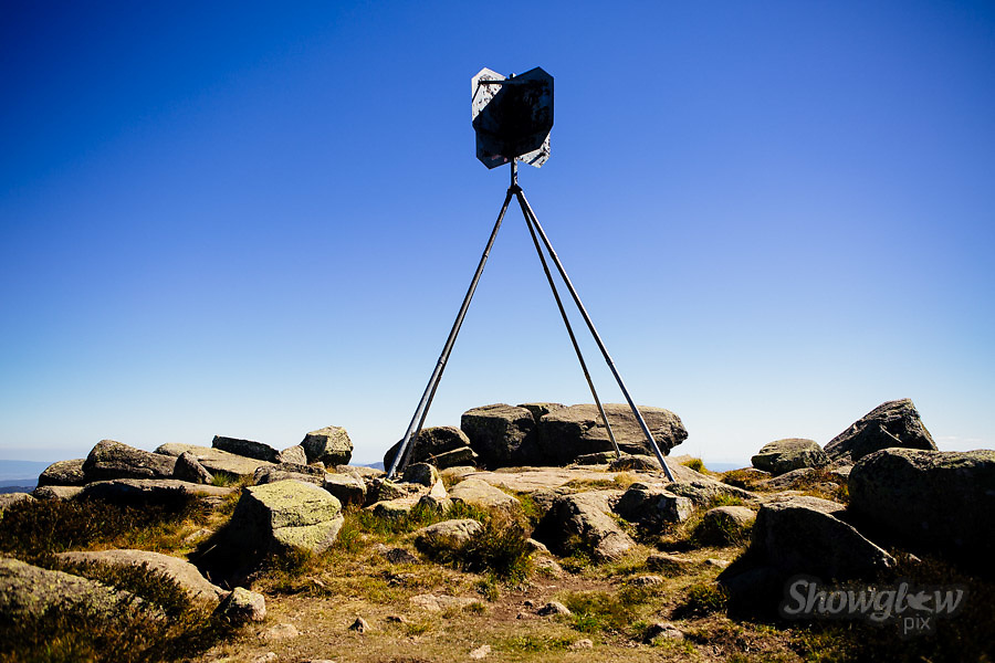 Image Ref: HC138<br /> Location: Mt Stirling summit<br /> Date: 22 March, 2015