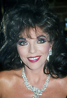 Joan Collins 1984<br /> Photo By Adam Scull/PHOTOlink.net