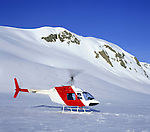 New Zealand, South Island, Fox Glacier: Helicopter Tour | Neuseeland, Suedinsel, Fox Glacier: Helicopter Tour