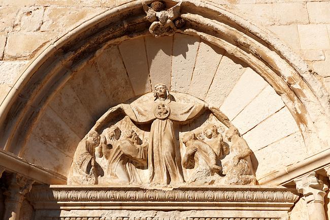 Church of the Assumption of The Holy Mary [ Crkva Marijinog Uznesenja ] Pag  island,  Croatia