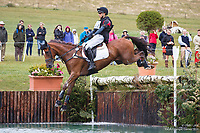 CHN-Alex Hua Tian (DON GENIRO) FINAL-16TH: CIC3* CROSS COUNTRY: 2015 GBR-Barbury International Horse Trial (Sunday 12 July) CREDIT: Libby Law COPYRIGHT: LIBBY LAW PHOTOGRAPHY