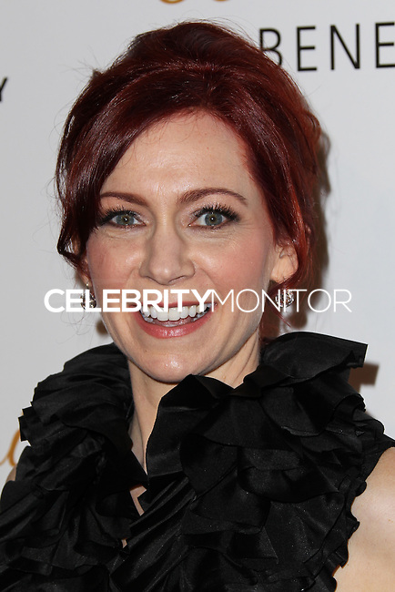 BEVERLY HILLS, CA, USA - MARCH 29: Carrie Preston at The Humane Society Of The United States 60th Anniversary Benefit Gala held at the Beverly Hilton Hotel on March 29, 2014 in Beverly Hills, California, United States. (Photo by Xavier Collin/Celebrity Monitor)