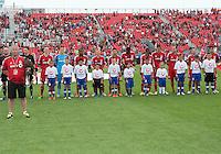 Toronto FC vs. Columbus Crew, July 27, 2013