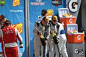 IMSA WeatherTech SportsCar Championship<br /> Sahlen's Six Hours of the Glen<br /> Watkins Glen International, Watkins Glen, NY USA<br /> Sunday 2 July 2017<br /> 93, Acura, Acura NSX, GTD, Andy Lally, Katherine Legge<br /> World Copyright: Richard Dole/LAT Images<br /> ref: Digital Image RD_WGI_17_572
