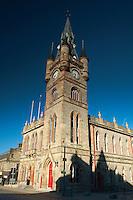 Renfrew Town Hall, Renfrew, Renfrewshire